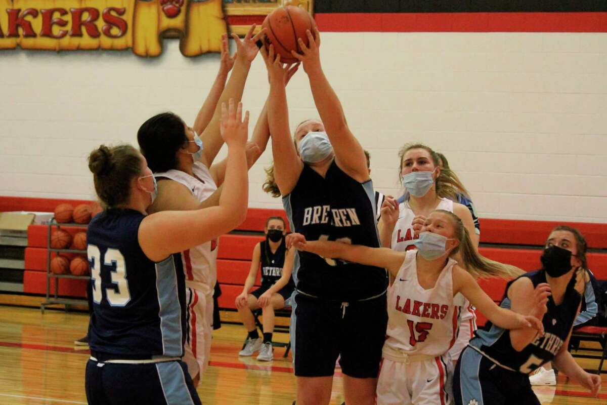 Brethren's Elly Sexton was named second team all-conference in the West Michigan D League this year. (News Advocate file photo)