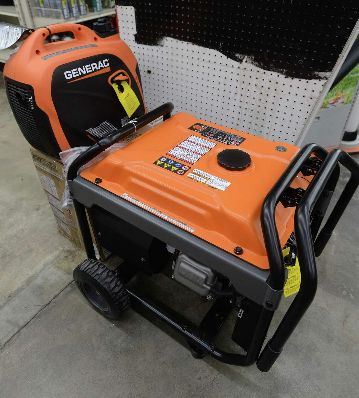 Portable generators up to $3,000 will be tax free during the Texas sales tax holiday period from 12:01 a.m. Saturday, April 24, through midnight Monday, April 26.