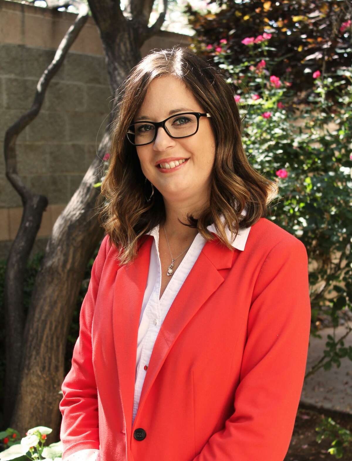 Tasa Richardson is the public relations manager for Midland Health.