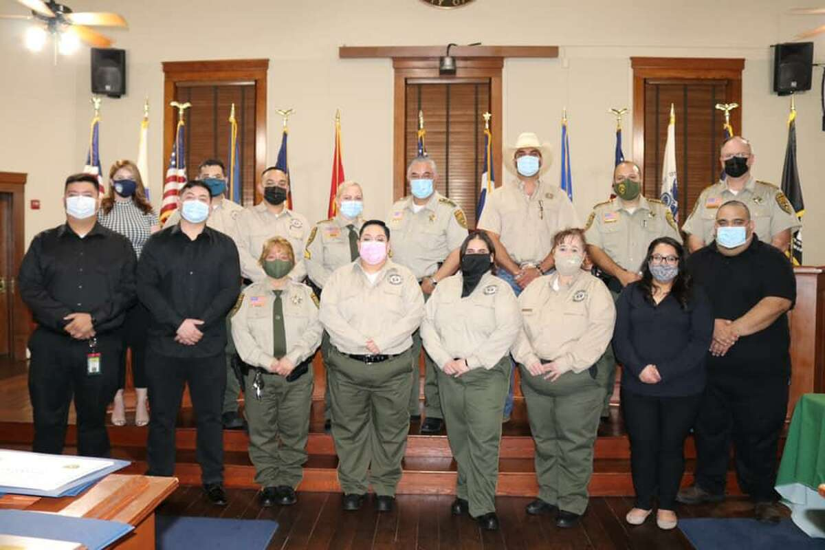 The Webb County Sheriff's Office recognized its dispatchers as part of National Telecommunicators Week.