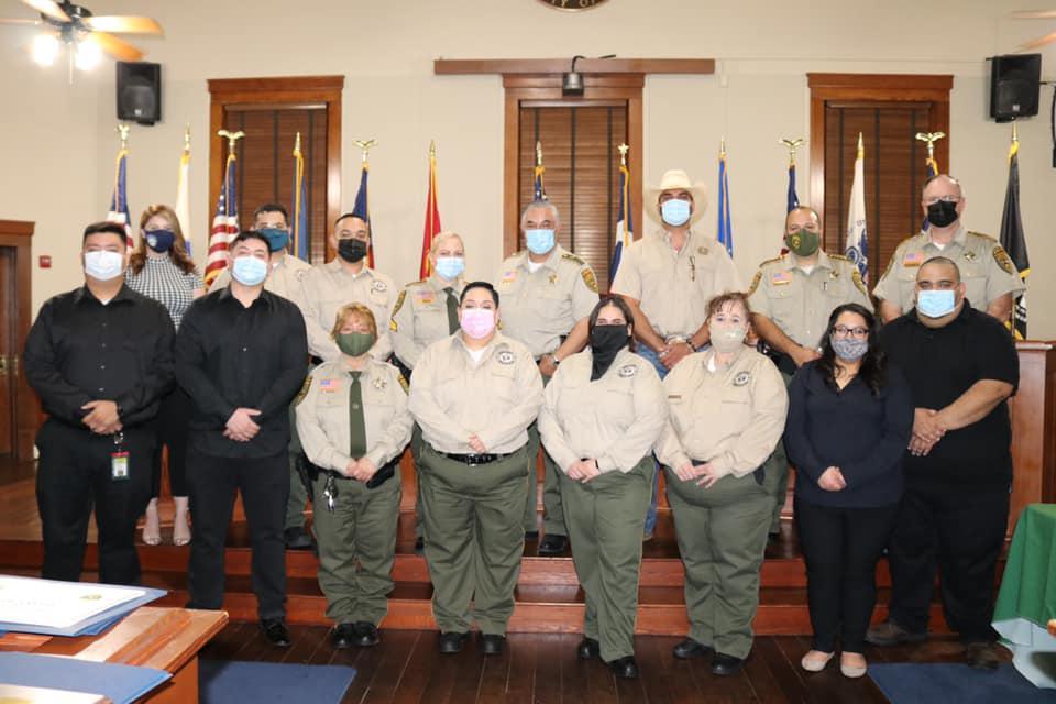 Sheriff's Office recognizes telecommunicators