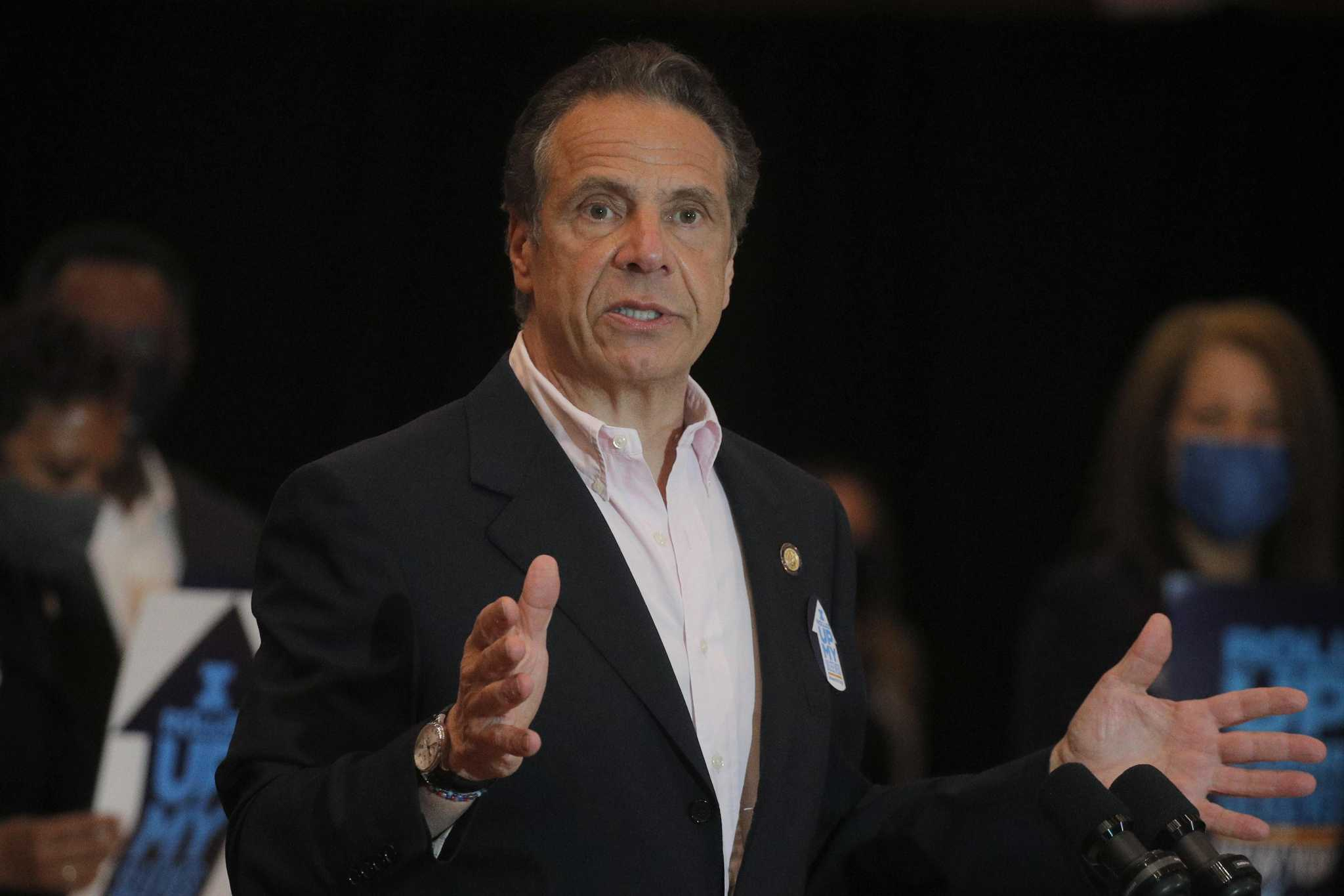 Who's paying Cuomo's lawyers? Some details are scarce