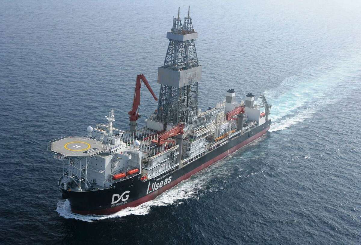 Last year, Allseas, in partnership with DeepGreen, acquired a former ultra-deepwater drill ship for conversion to a polymetallic nodule collection vessel.