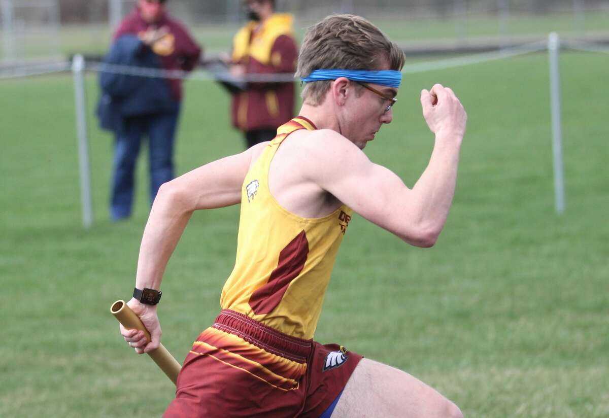 The Deckerville boys track and field team had a strong showing at the Akron-Fairgrove Quad earlier this week.