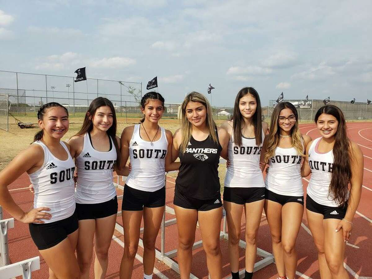 Seven Lady Panthers' student-athletes will compete at the SAC on Thursday in the area meet.
