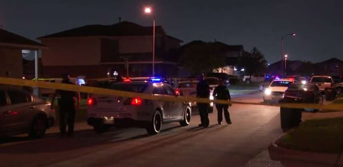 A Harris County Sheriff's Office deputy fatally shot a man who was suspected to be suffering a mental health crisis early Wednesday morning, according to the agency.