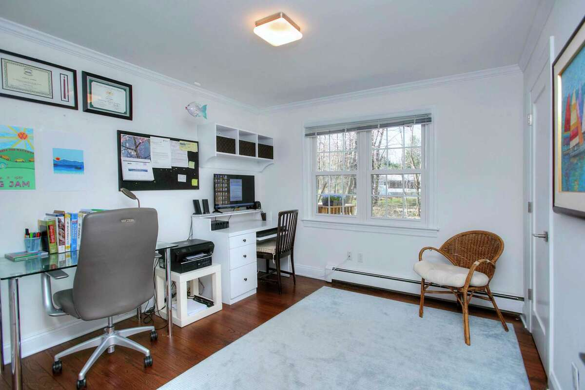 Office at 33 Pumpkin Hill Road, Westport.