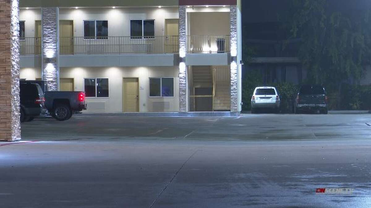 A man was killed Wednesday, April 14, 2021 in a shooting at 5000 North Freeway, police said.
