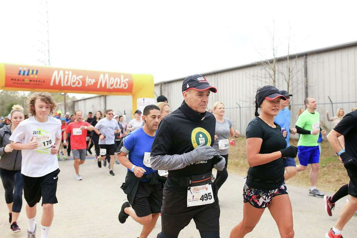 Meals on Wheels of Montgomery County Miles for Meals 5K/10K will take place on April 17.