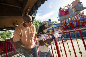 Disneyland will feature new rides when it reopens on April 30.