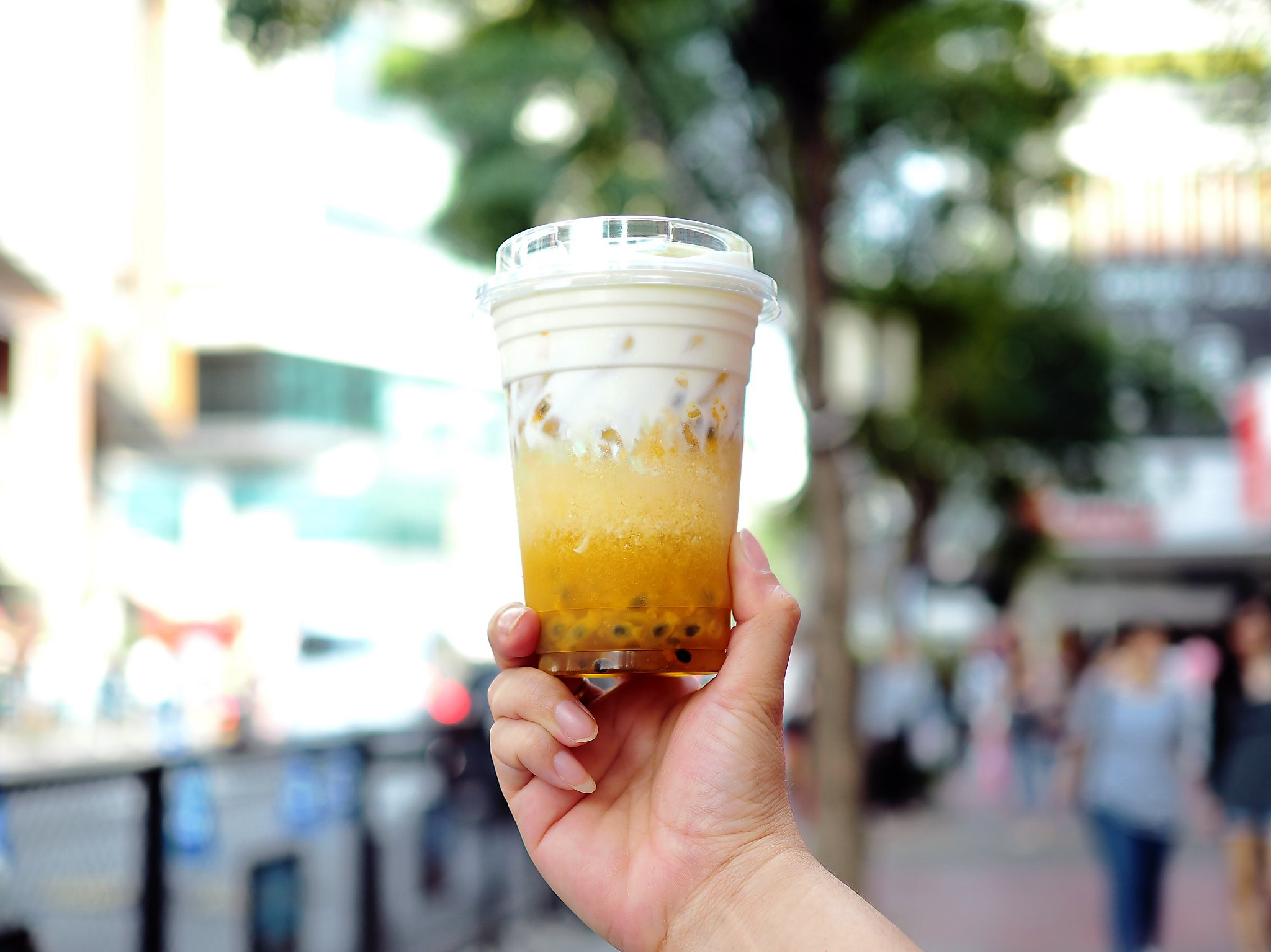The boba crisis is a perfect opportunity to try the superior tea topping: cheese foam