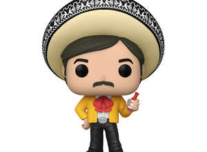 Funko released a Pop! of the Tapatío Man.