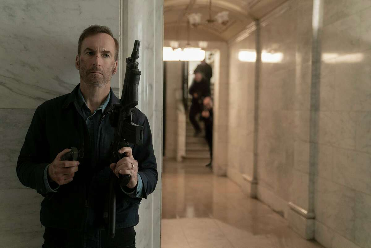 """""""Better Call Saul"""" star Bob Odenkirk plays against type as an action hero in """"Nobody."""""""