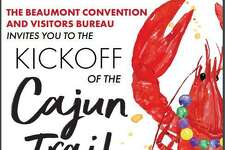 The Beaumont Convention and Visitors Bureau is hosting a kickoff party at the Crazy Cajun Restaurant in Beaumont on Wednesday, April 14, 2021 to highlight its Cajun Trial foodie experience on Saturday.