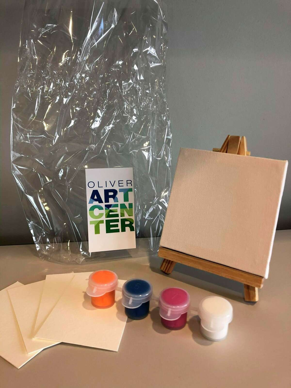 Donations can be made for theOliver Art Center's Little Free Art Galleries. (Courtesy photo)
