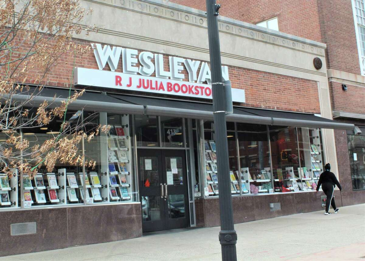 The Wesleyan RJ Julia Bookstore is located at 413 Main St. in Middletown. The Hartford-based Story and Soil coffee shop is expanding its reach to a 2,000-square-foot café inside the building.