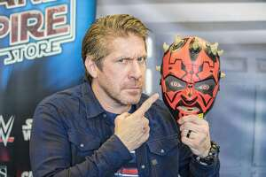 REDLANDS, CALIFORNIA - FEBRUARY 27: Actor Ray Park poses for photos at Inland Empire Toy Store on February 27, 2021 in Redlands, California. (Photo by Daniel Knighton/Getty Images)
