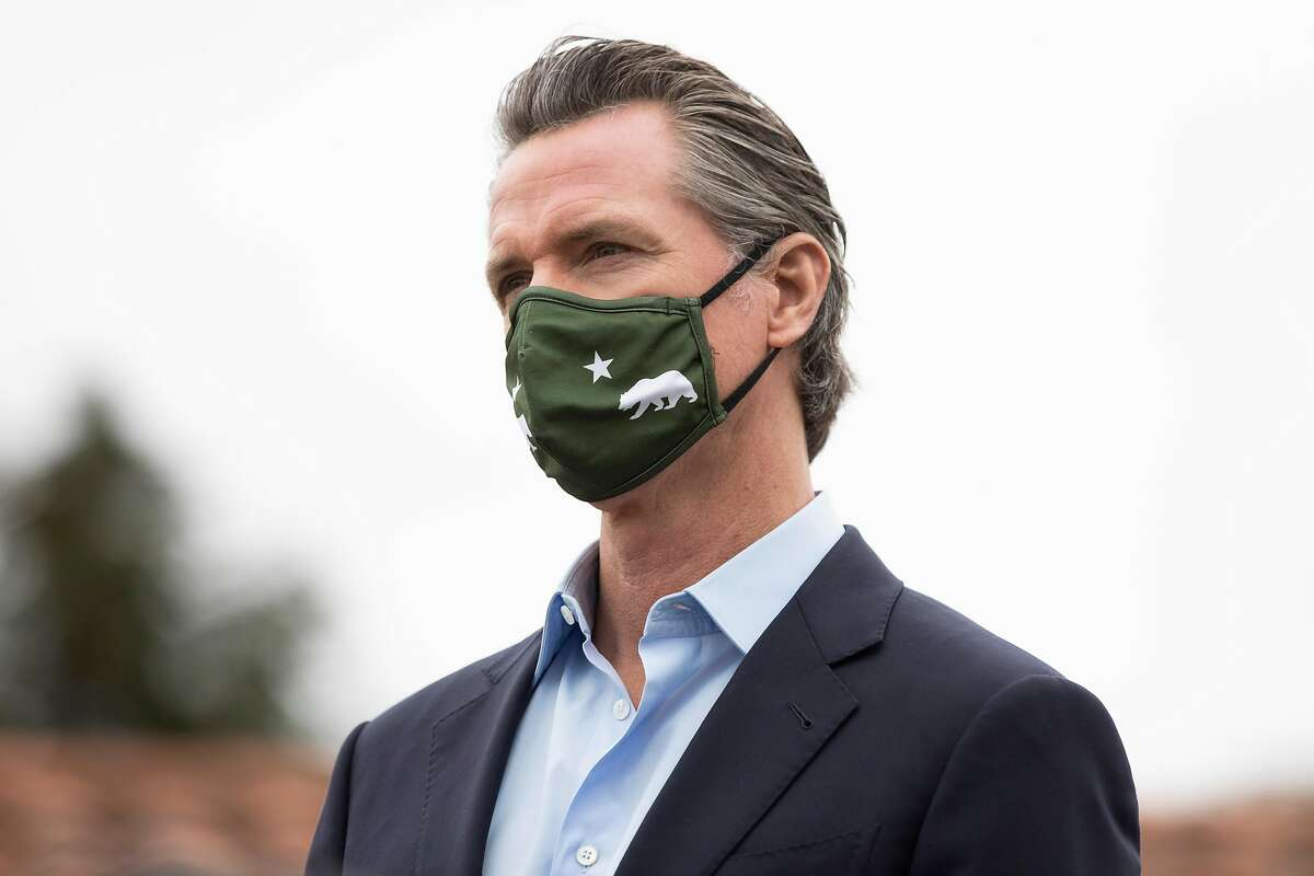 Only 40% of likely voters would remove Newsom from office if the recall election were held today, according to a new poll released Tuesday.