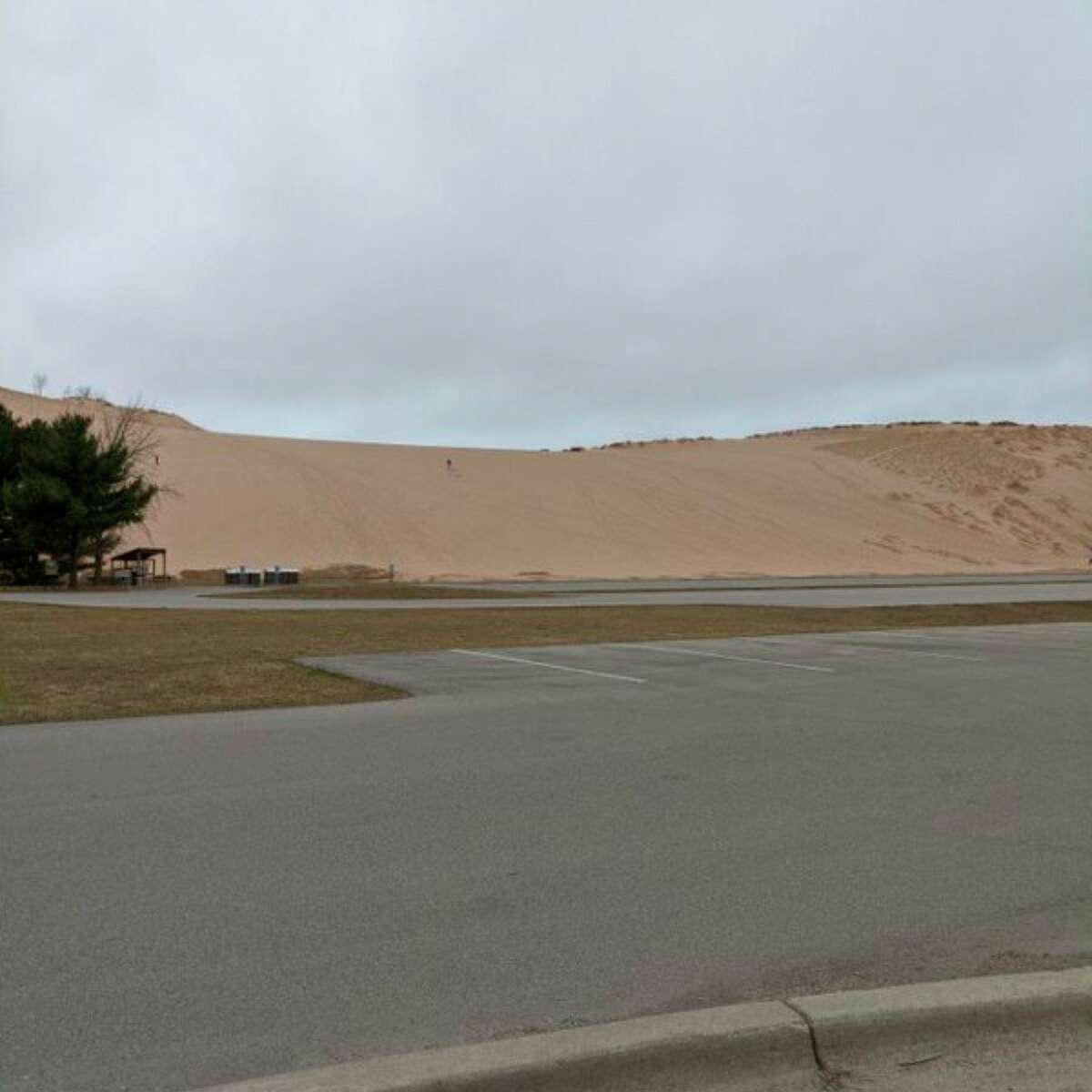 The Sleeping Bear Dunes National Lakeshore is preparing for a busy season after people took to the wilderness to avoid COVID-19 in record numbers during 2020. (Courtesy Photo/National Lakeshore)