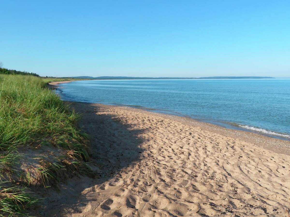The Sleeping Bear Dunes National Lakeshore is hiring about 100 seasonal employees to get the National Lakeshore ready for the summer season. (Courtesy Photo/National Lakeshore)