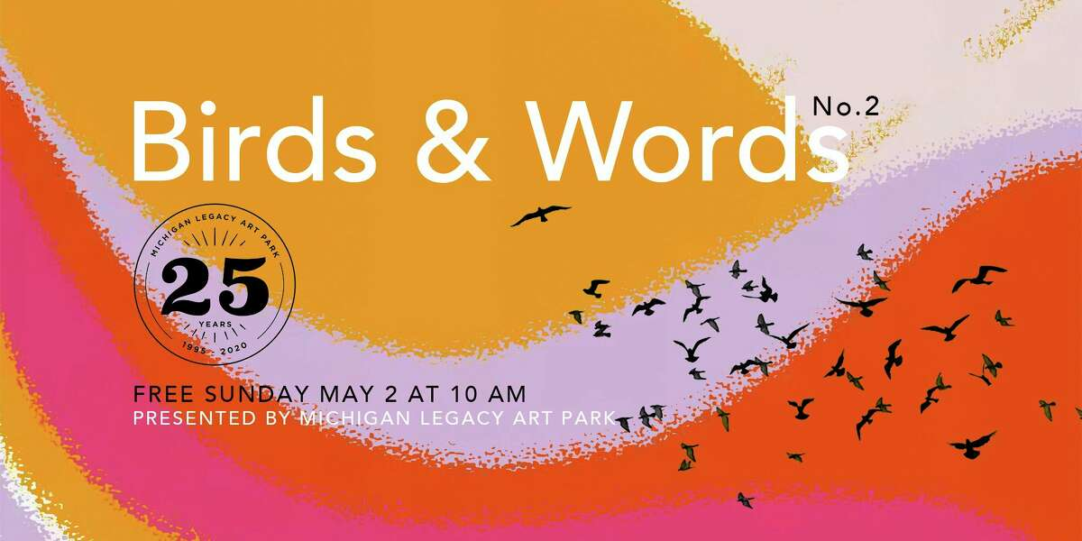 Birds & Words No. 2 is a virtual experience celebrating the art and culture of the winged wonders around people every day. (Courtesy Photo)