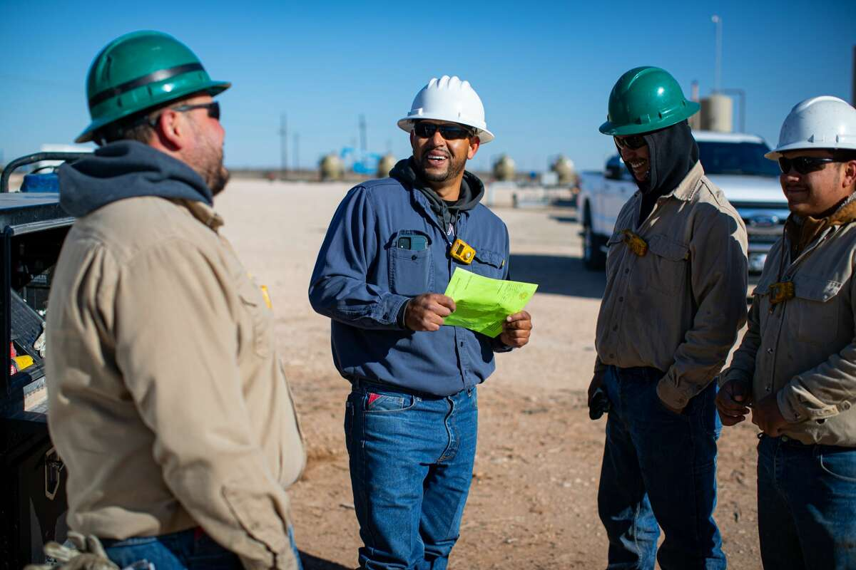 LOS's Oilfield Services has grown from a crew of four to more than 100 employees offering a wide range of services.
