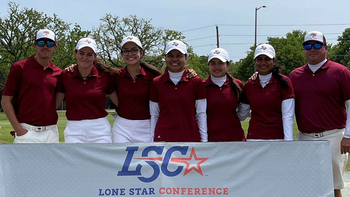 The TAMIU women's golf team finished with a 29-over total of 893 Wednesday to place seventh at the Lone Star Conference Championships in Arlington.