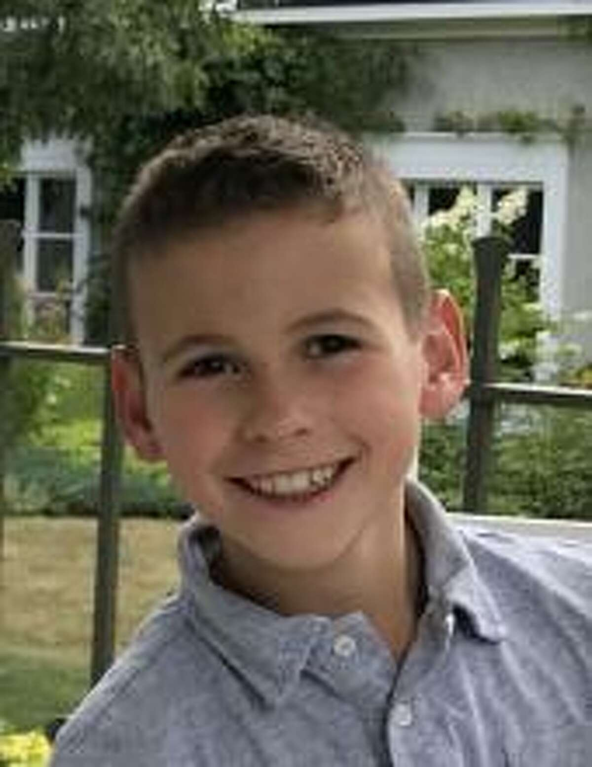 Tristan Barhorst, 10, was died June 12, 2020 after being hit by a vehicle operated by a teenaged driver, as he crossed the street after making a purchase from an ice cream truck.