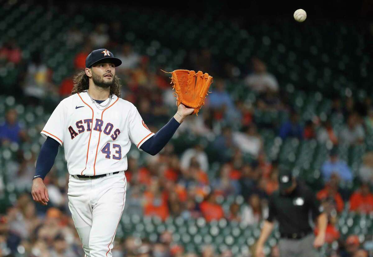 Astros pitcher Lance McCullers Jr. said it would have been better if MLB had postponed Wednesday's game against the Tigers after Houston placed five players on the injured list.