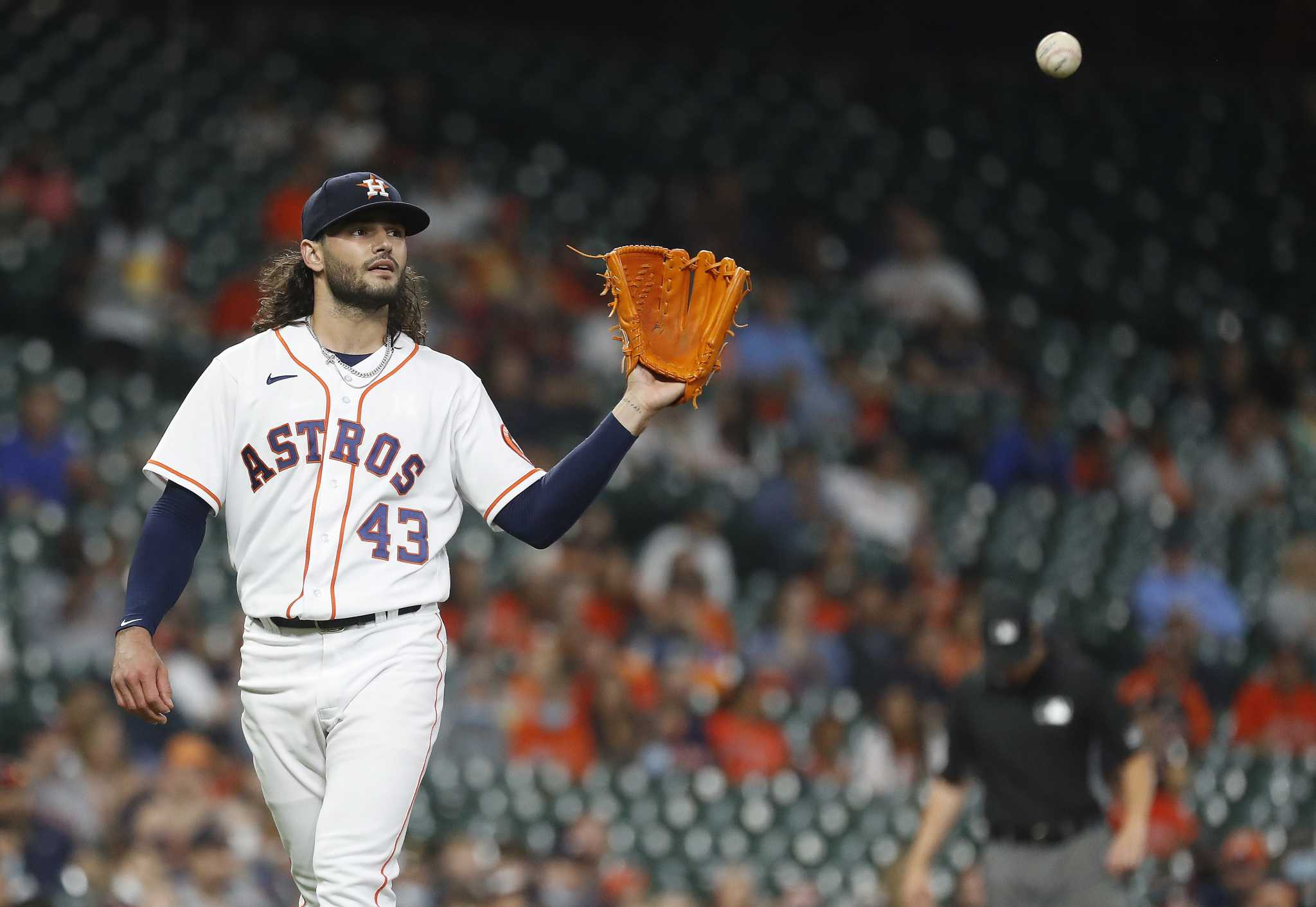 MLB should have postponed Astros game, Lance McCullers says