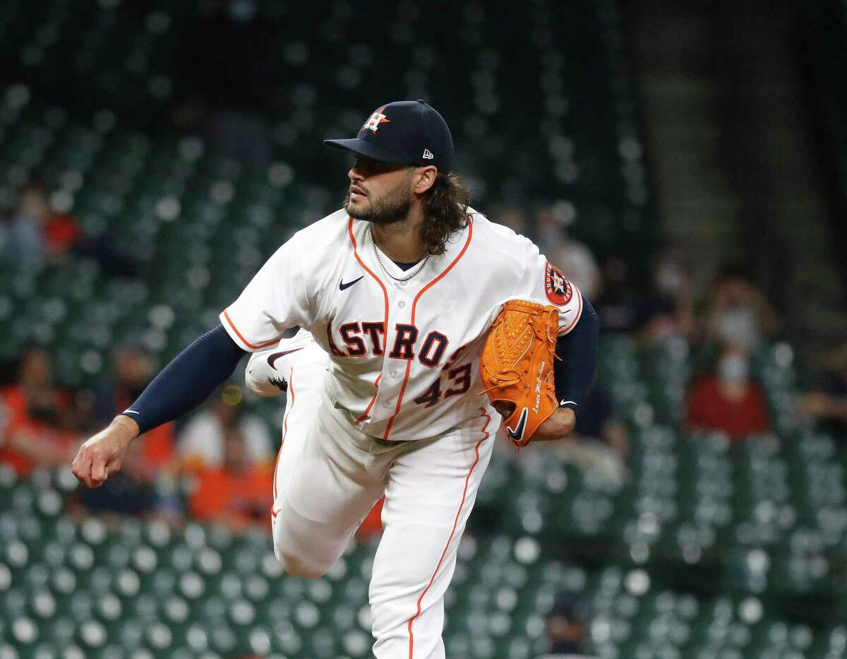 Lance McCullers Jr., making a rehab start Thursday in Sugar Land, is not worried about his long-term arm health after his latest trip to the injured list.