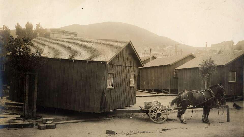 Why 1906 earthquake shacks still matter today