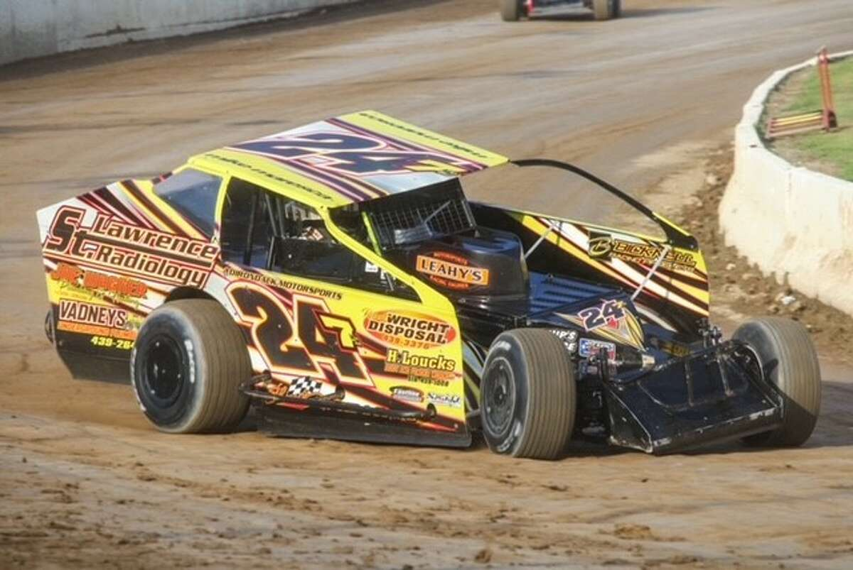 Mike Maresca will be driving at both Albany-Saratoga and Fonda in the early going this season.