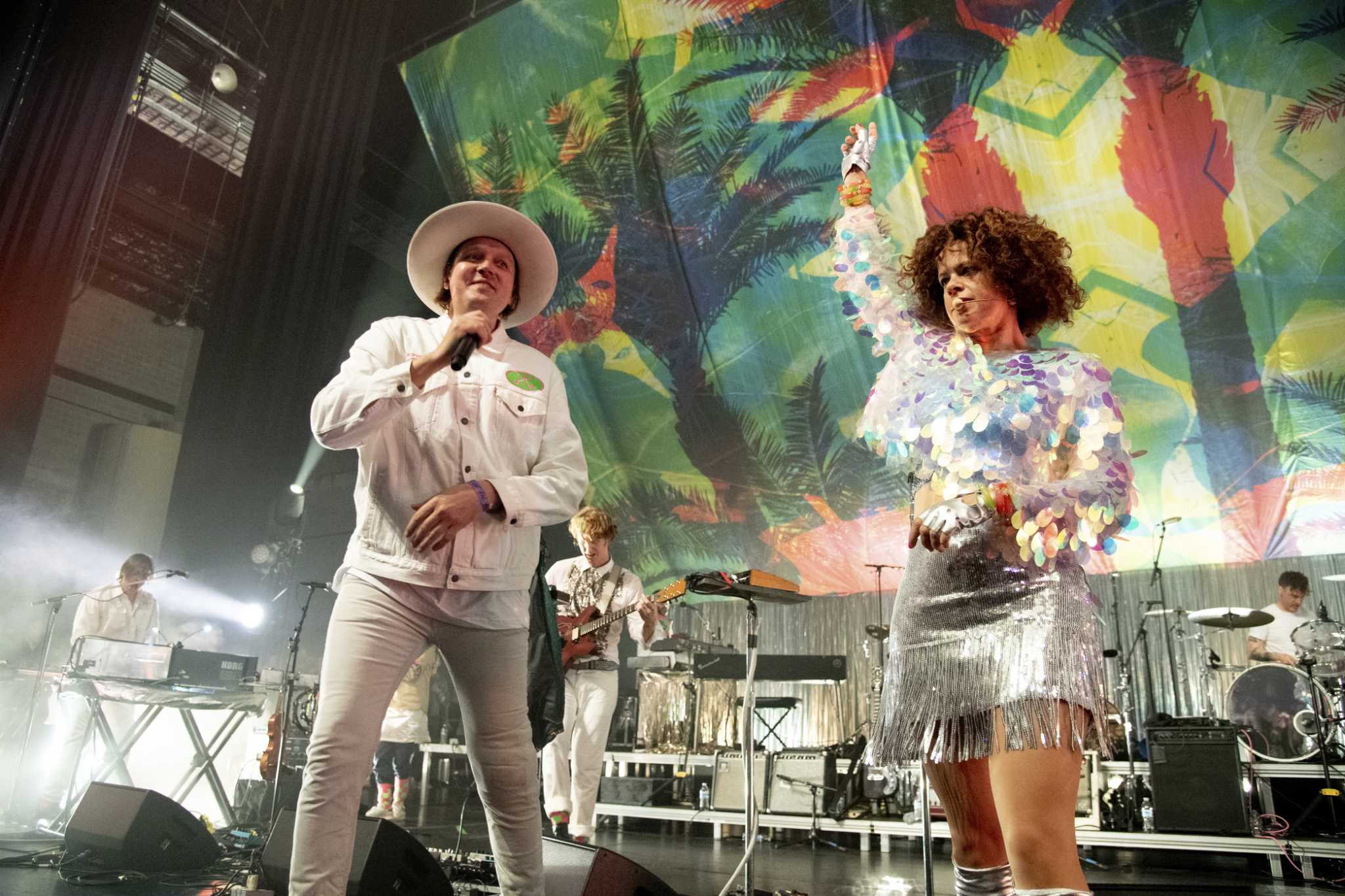 Arcade Fire Drop New Instrumental Track for Headspace App