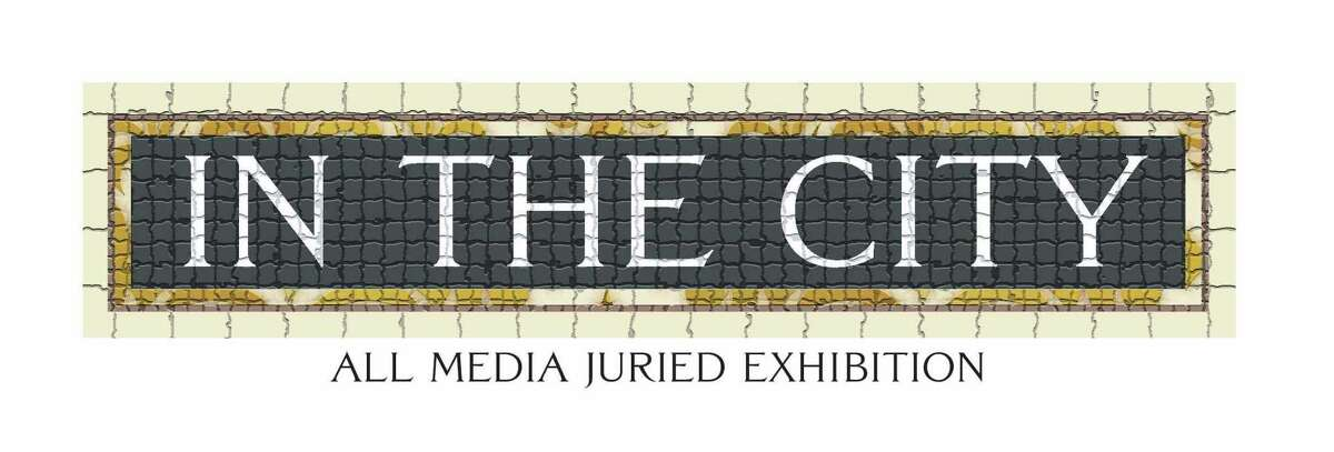 """Online submissions are being accepted in the open call to artists for the """"In the City,"""" art exhibit at the Rowayton Arts Center, May 23, through June 20. Here is the logo for the art exhibit."""
