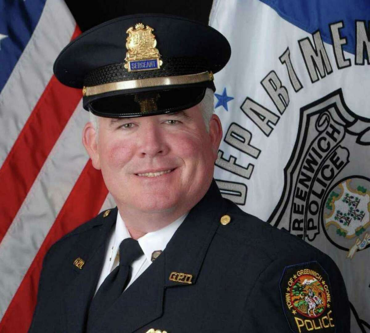 Joseph Ryan retired from the Greenwich Police Department in July 2019. A Trumbull resident, he pleaded guilty to a federal gun charge.