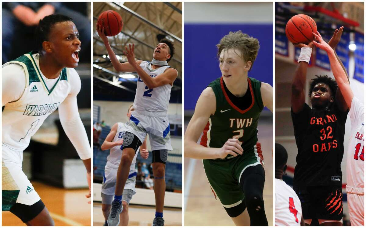 Zion Pipkin, Kendall Dove, Shey Eberwein and Samual Nkassa are The Courier's nominees for Newcomer of the Year.