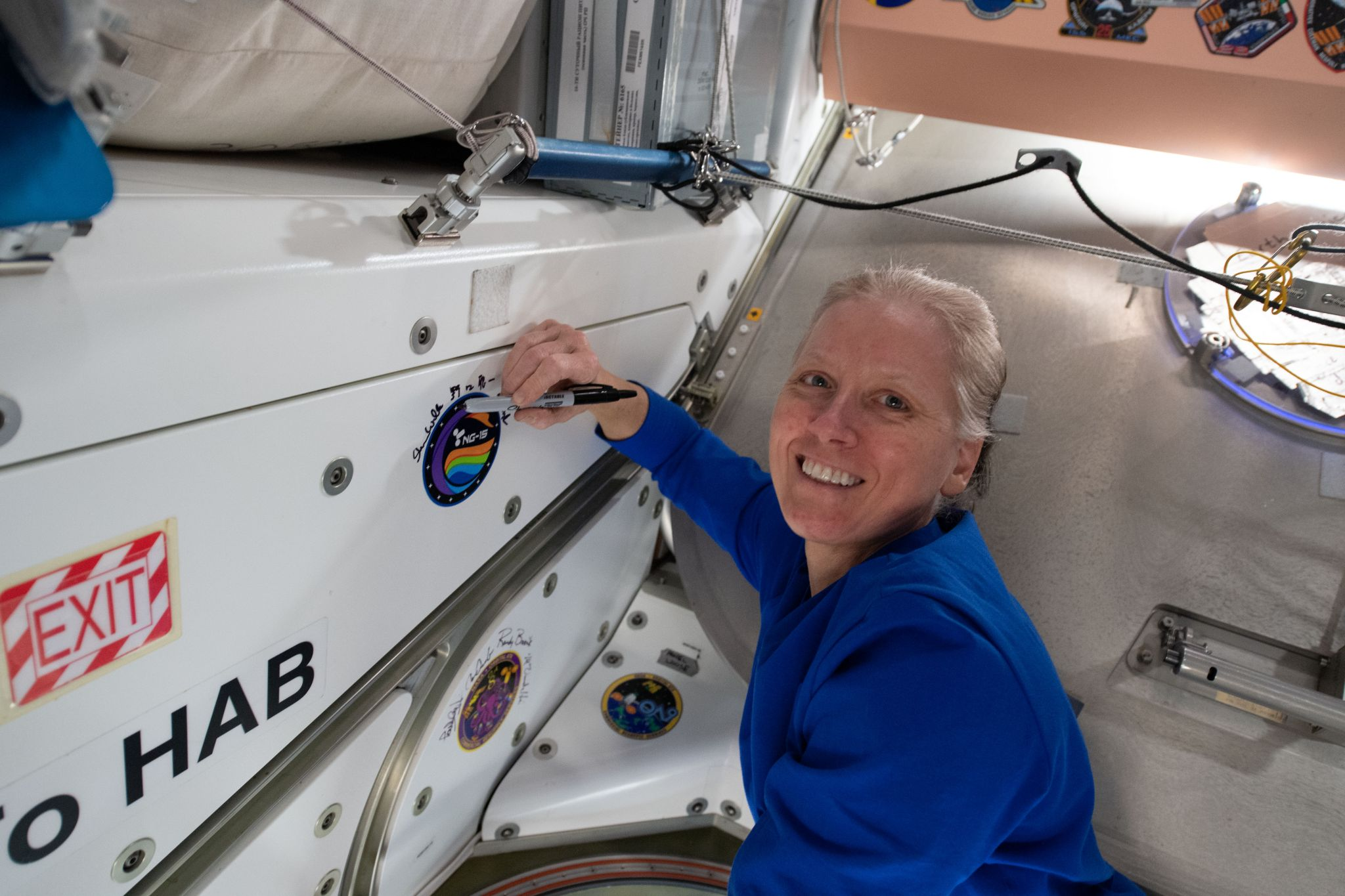 Houston-born astronaut to take command of Space Station