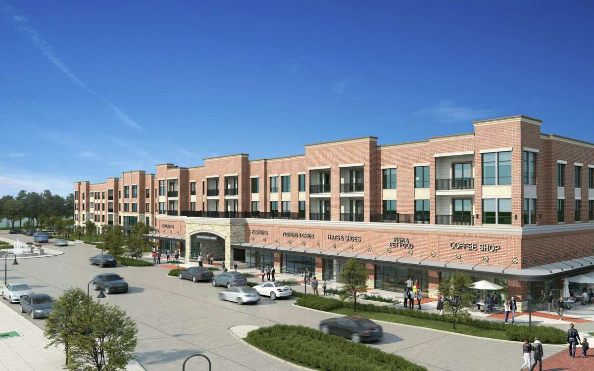 Work is expected to start this summer on the Ivy Loft development in Pearland's Ivy District.