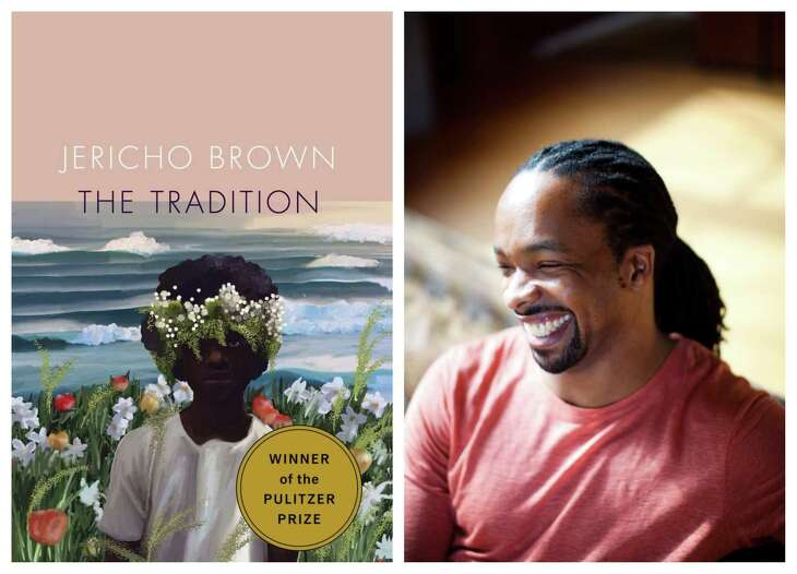 """Jericho Brown, winner of the 2020 Pulitzer Prize in poetry, will read from """"the Tradition"""" April 26 as part of Inprint's 40th anniversary celebration."""