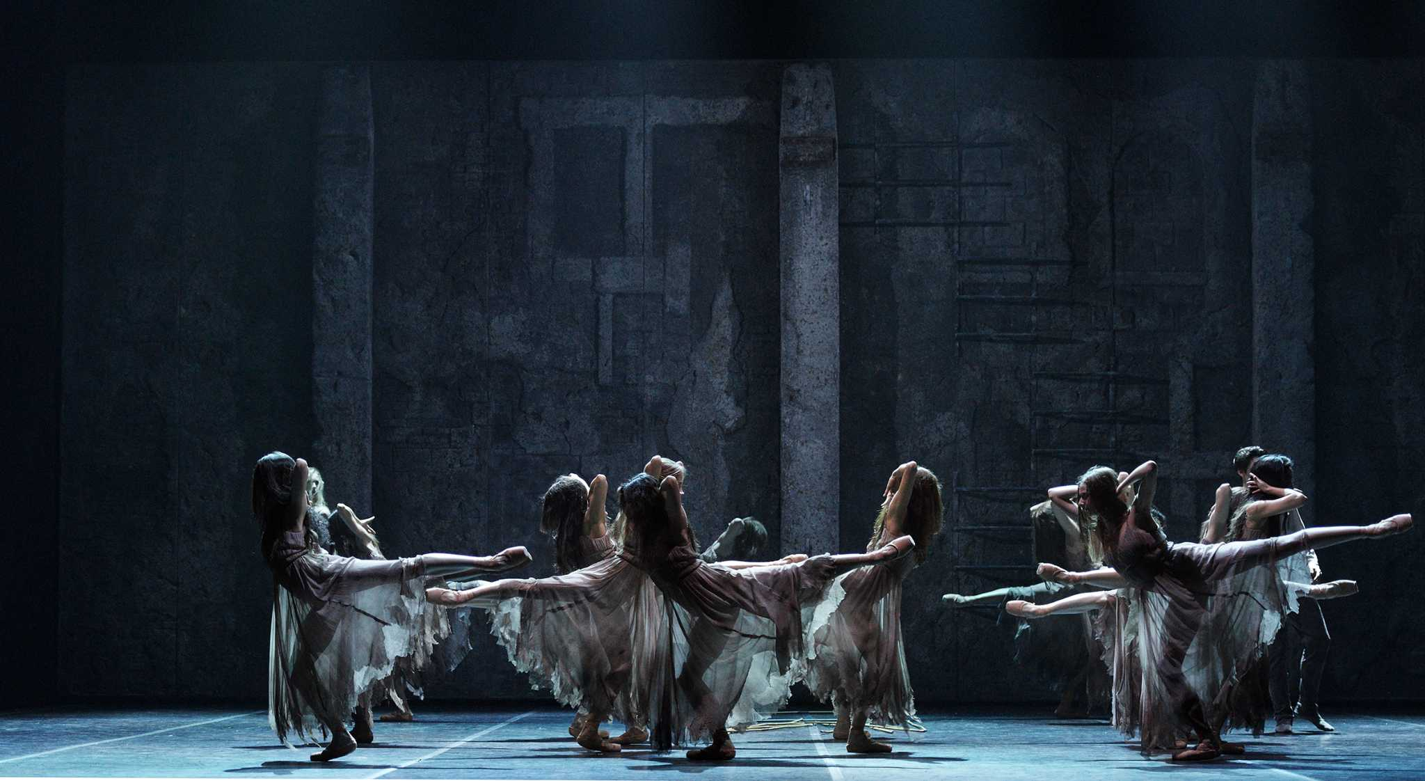 Dance companies pirouette to streaming services
