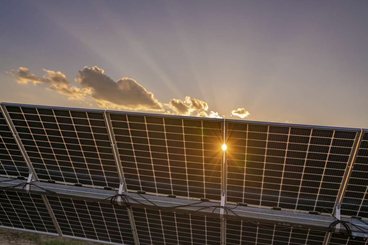 Though oil and gas dominate in the Permian Basin, the region is also home to large wind and solar farms. Enel Green Power's Roadrunner solar farm in Upton County is the largest solar plant in the State of Texas.