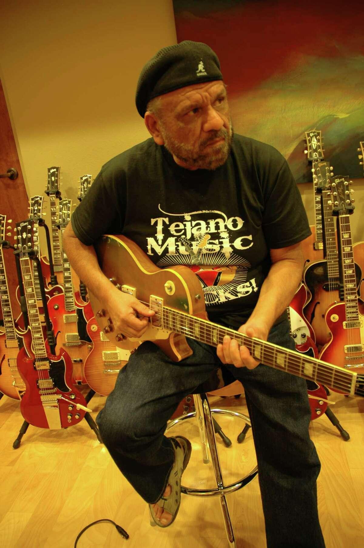 Musician Bob Gallarza