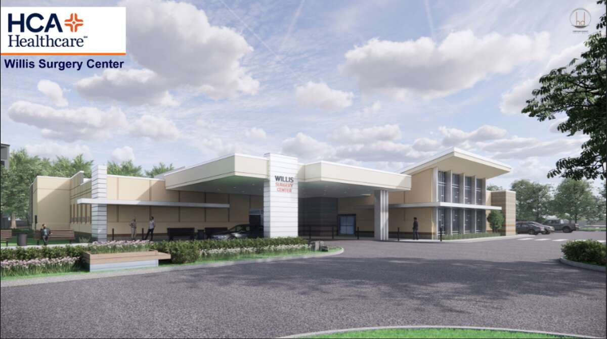 Willis Surgery Center, at 9863 FM 1097 Road West, Willis, will open in 2022.