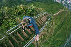 The 'Stairway to Heaven' is popular with hikers and a heavily photographed hike on Instagram. Now, the Haiku Stairs could be removed.