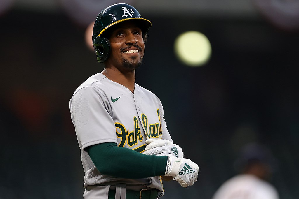 A's Kemp and Pinder donating Jackie Robinson Day salary to support racial equality