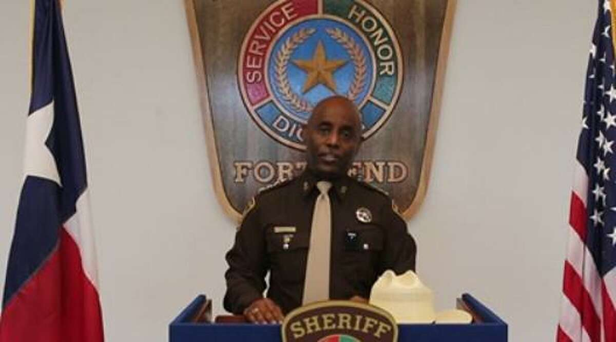 Fort Bend County Sheriff Eric Fagan issues an update on his first 100 days in office on April 12, 2021
