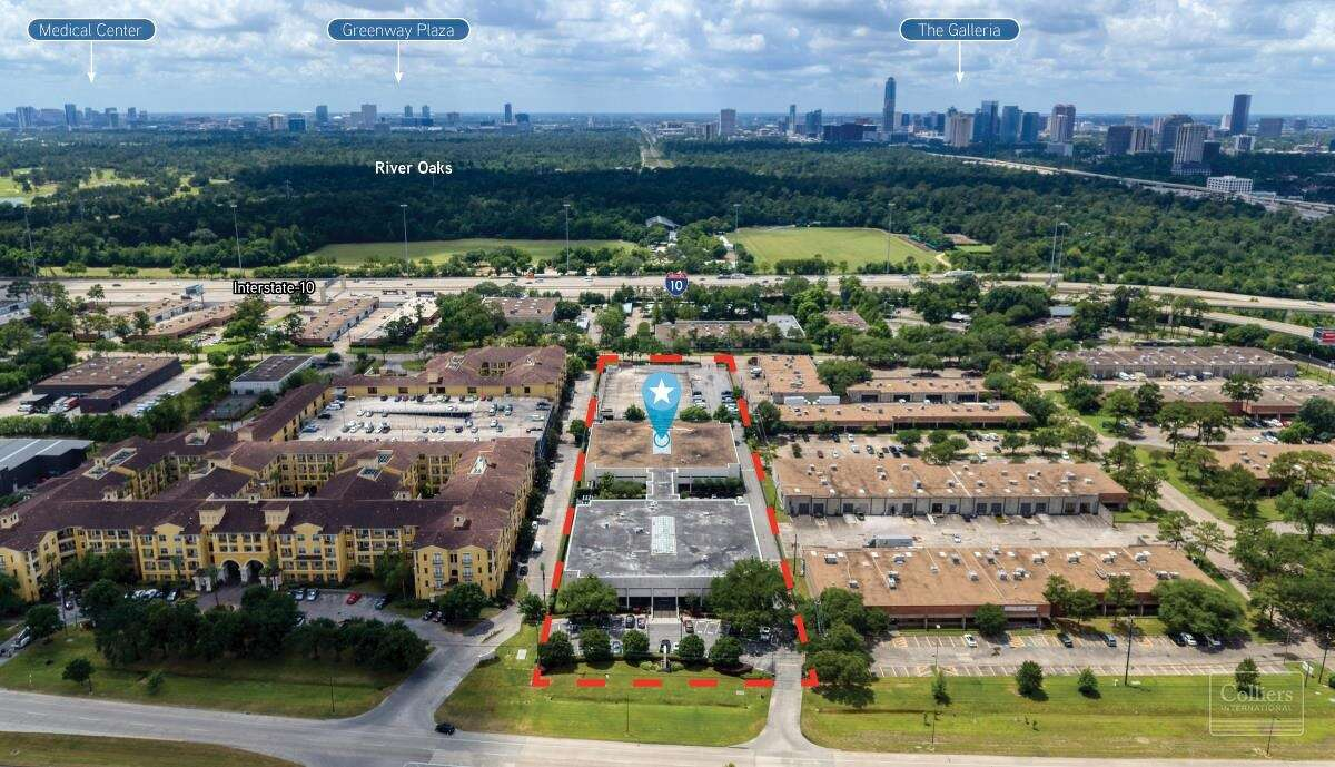 Braun Enterprises purchased a 90,423-square-foot office building at 7155 Old Katy Road.