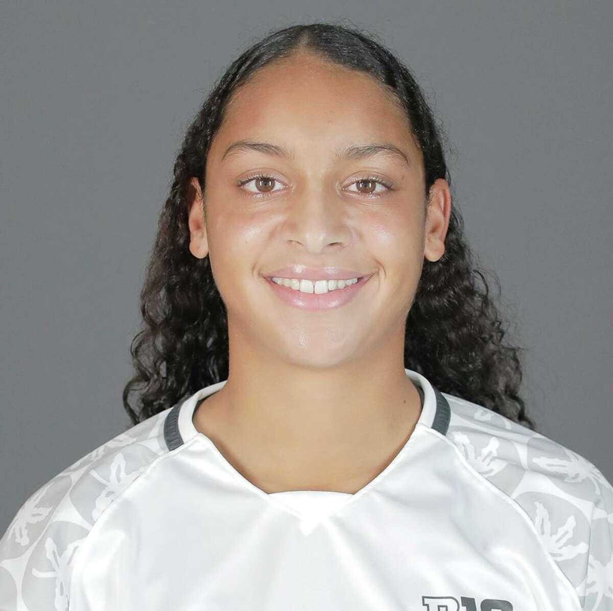 Norwalk's Peyton McNamara, Ohio State women's soccer