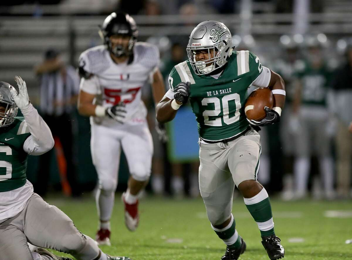 De La Salle-Concord senior running back Mekhi Norfleet has rushed for 491 yards and five touchdowns this season.
